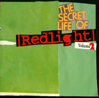 Redlight Records Album Art volume 2