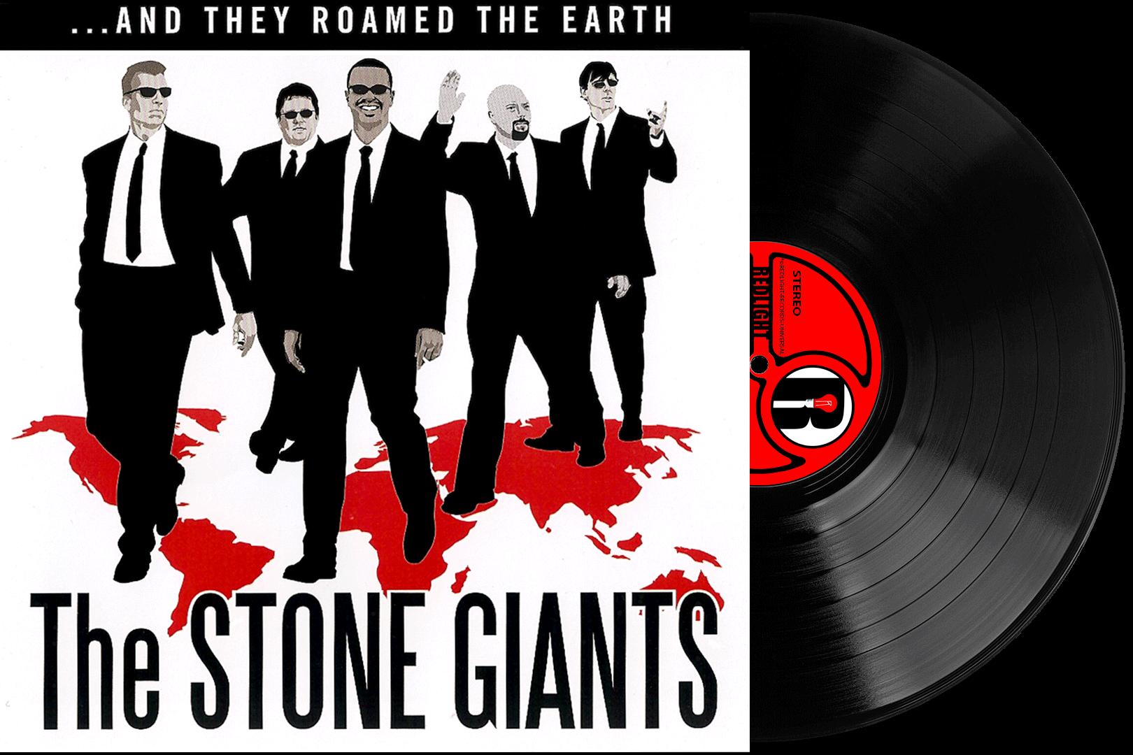 Stone Giants Record aTRtE