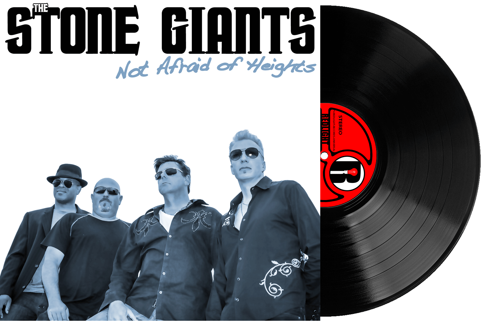 The Stone Giants Record NAoH